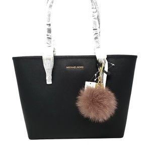 Michael Kors Bags - Michael Kors Dusty Rose Pom Pom